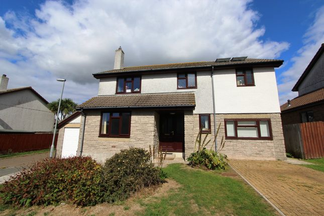 Thumbnail Detached house for sale in Welman Road, Millbrook, Torpoint