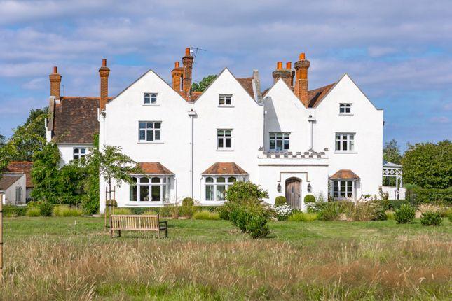 Thumbnail Detached house for sale in The Grange, Cobham Road, Cobham, Surrey