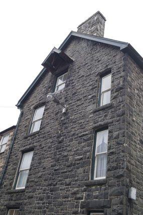 Thumbnail Flat to rent in Plasyndre Street, Dolgellau