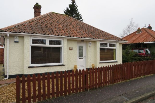 Thumbnail Bungalow for sale in Boundary Avenue, Norwich, Norfolk