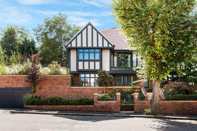 Thumbnail Flat to rent in Hornsey Lane Gardens, London