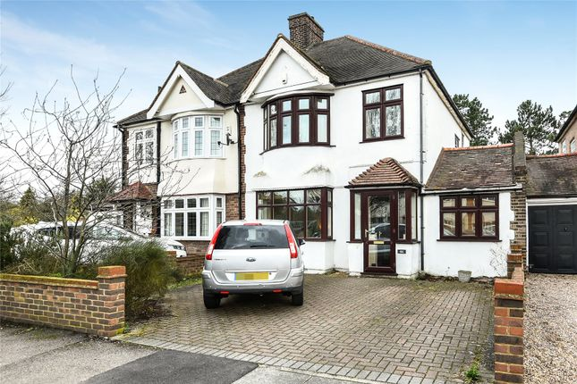 Thumbnail Semi-detached house for sale in Green Lane, London