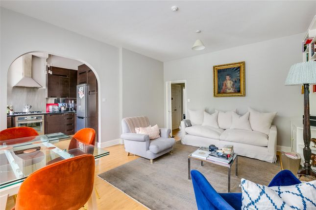 Thumbnail Flat to rent in Elsham Road, London