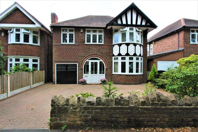 Thumbnail Detached house for sale in Wollaton Road, Wollaton, Nottingham
