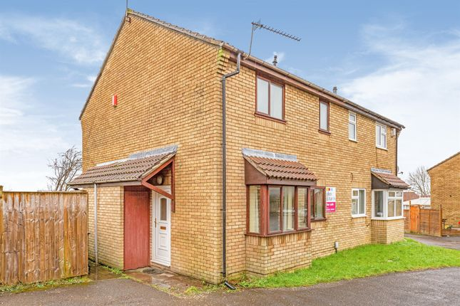 Thumbnail Terraced house for sale in Farmhouse Way, Culverhouse Cross, Cardiff