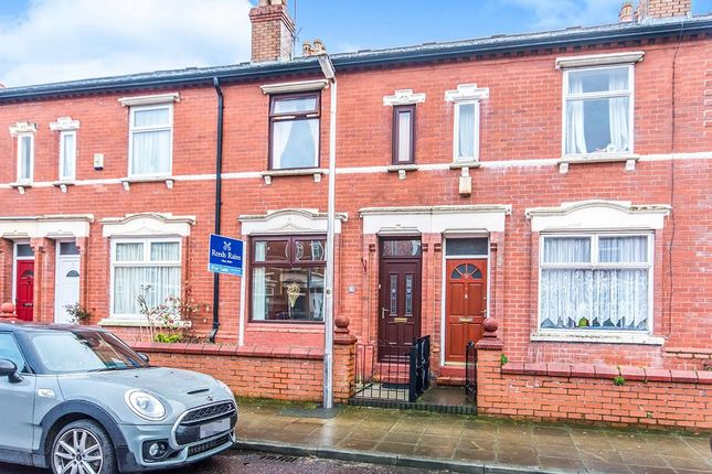 Thumbnail Terraced house for sale in Belfield Road, Reddish, Stockport