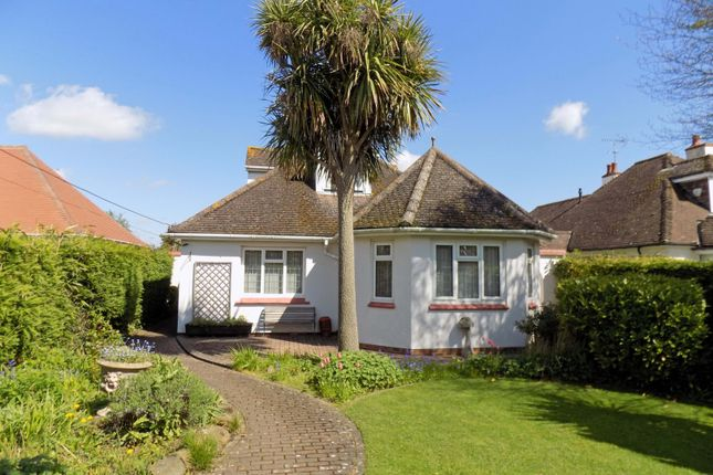 Thumbnail Detached bungalow for sale in Upper Station Road, Henfield