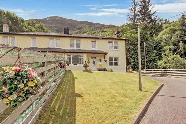 Thumbnail Semi-detached house for sale in Garbhein Road, Kinlochleven, Argyll