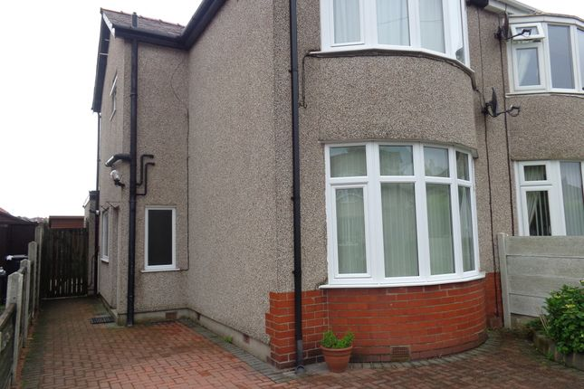 Thumbnail Semi-detached house to rent in Burnfell Road, Lancaster