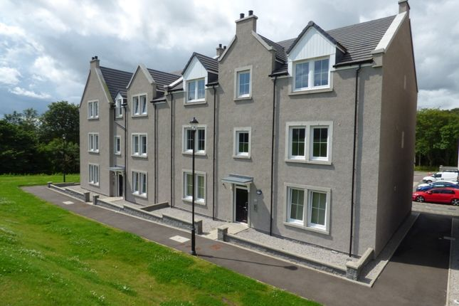 1 bed flat to rent in Castle Court, Ellon, Aberdeenshire AB41
