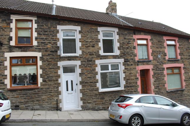 3 bed terraced house to rent in Graig Street, Ferndale CF43