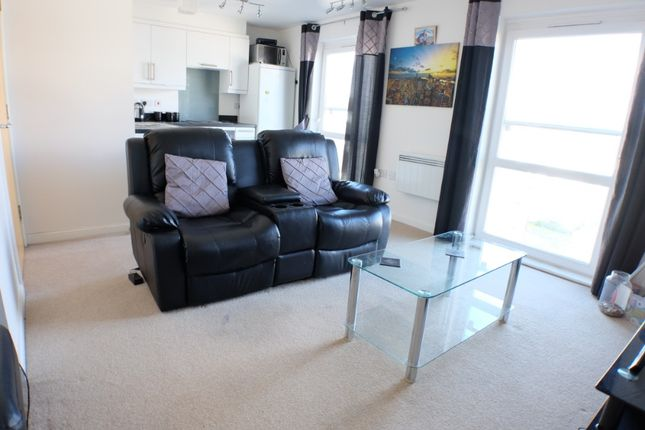 1 bed flat to rent in Prince Apartments, Phoebe Road, Copper Quarter, Swansea SA1