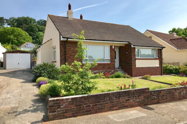 Thumbnail Detached bungalow for sale in Brunel Avenue, Torquay, Devon