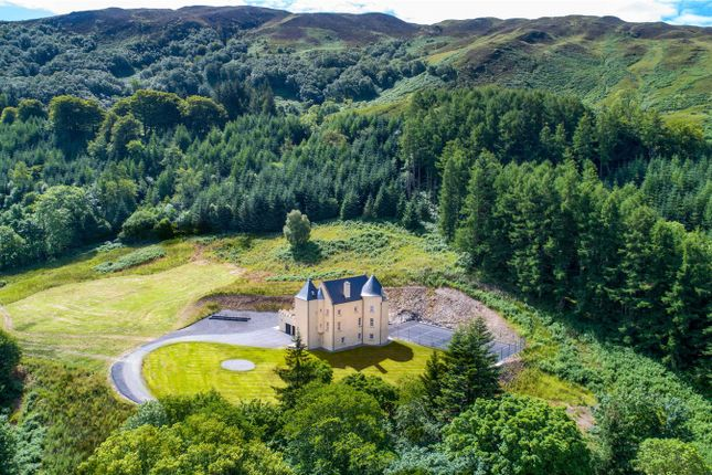 Thumbnail Property for sale in The Tower House Lot 1, Glenmore, Kilmelford, Oban