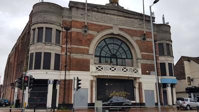 Thumbnail Land to let in Carlton Bingo Hall, 474 Anlaby Road, Hull