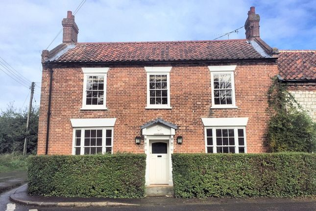 Thumbnail Semi-detached house to rent in Wells Road, Burnham Overy Town, King's Lynn