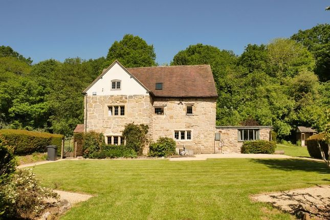 Thumbnail Detached house for sale in Spout Lane, Benthall, Broseley