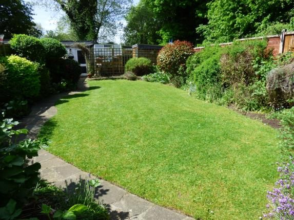 Rear Garden of Corbets Tey Road, Upminster RM14