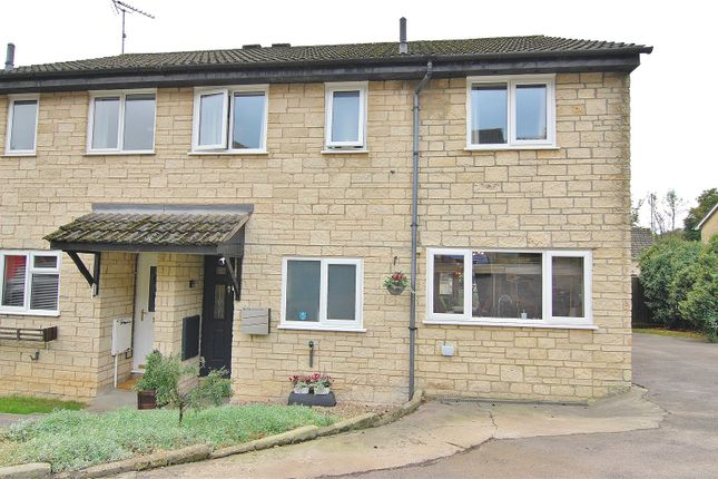 Thumbnail End terrace house for sale in Frithwood Close, Brownshill, Stroud