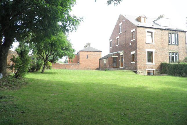 Thumbnail Semi-detached house to rent in Blenheim Avenue, Barnsley