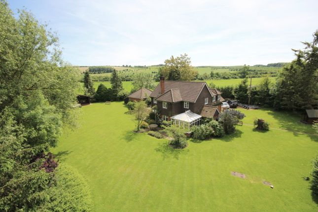 Thumbnail Detached house to rent in Shepherds Lane, Hurley