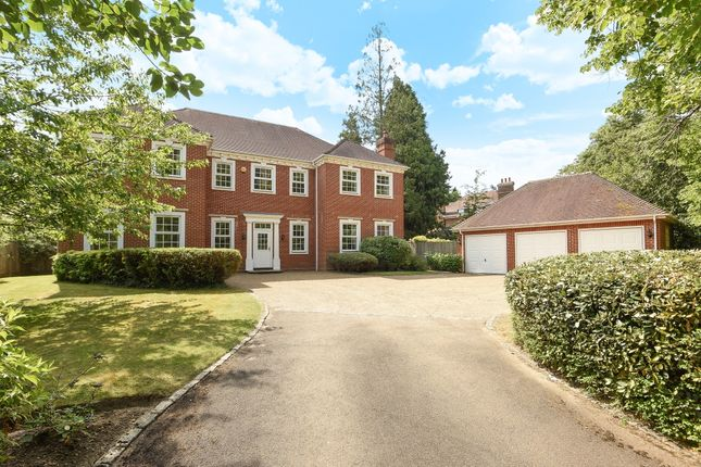 Thumbnail Detached house to rent in Lady Margaret Road, Sunningdale, Ascot