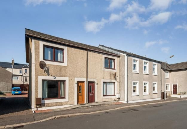 Thumbnail Terraced house for sale in Bradan Road, Troon, South Ayrshire, Scotland