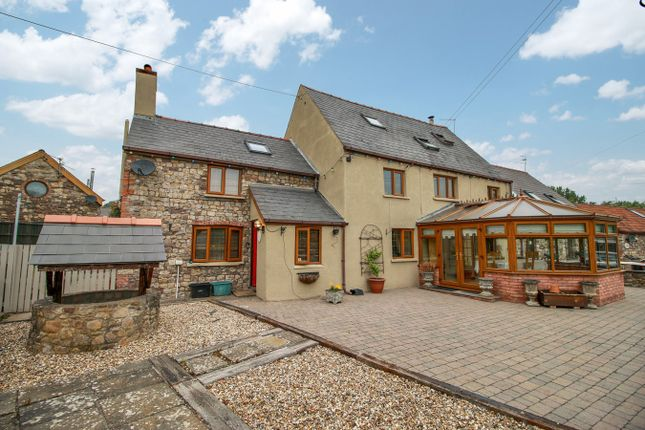 Thumbnail Semi-detached house for sale in Malthouse Lane, Caerleon, Newport