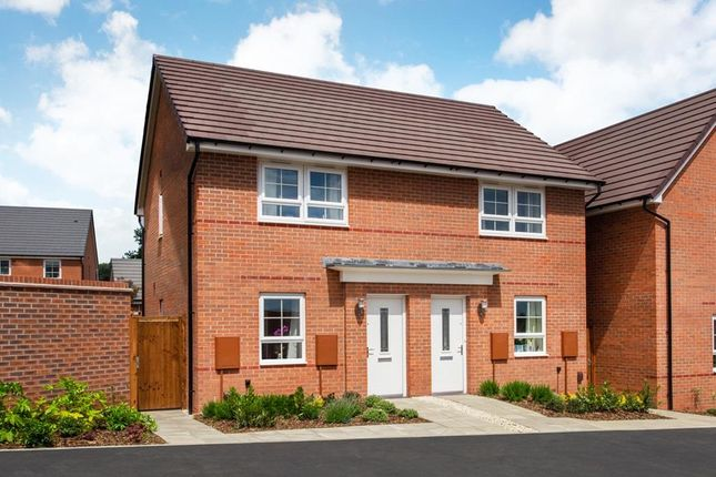 "End terrace house for sale in ""Kenley"" at Rydal Terrace, North Gosforth, Newcastle Upon Tyne"
