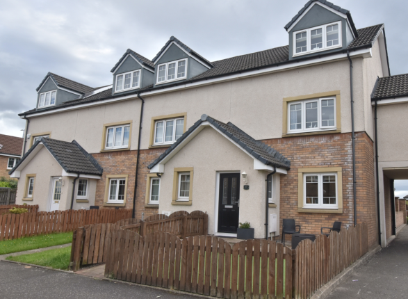 Thumbnail 3 bedroom end terrace house for sale in 9 Kingston Crescent, Port Glasgow