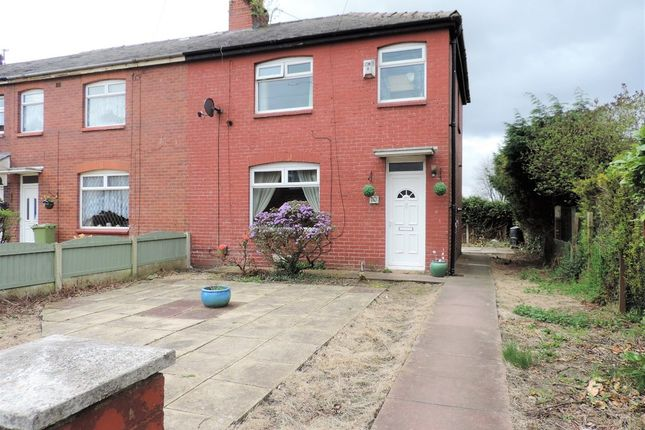 Thumbnail End terrace house for sale in 10 Nimble Nook, Chadderton