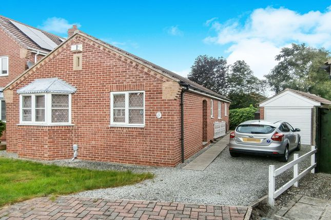 Thumbnail Bungalow for sale in Wyntryngham Close, Hedon, Hull
