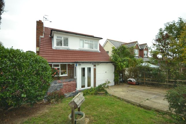 Thumbnail Detached house for sale in Seabourne Road, Bexhill-On-Sea