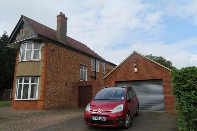Thumbnail Detached house to rent in Elmfield Road, Dogsthorpe, Peterborough