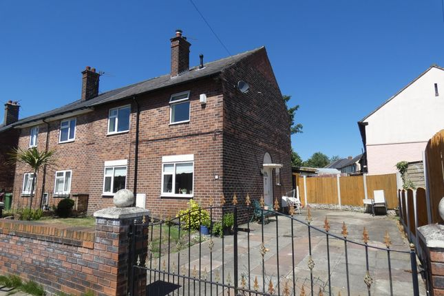 Thumbnail Semi-detached house for sale in Ferguson Road, West Derby, Liverpool