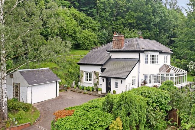 Thumbnail Detached house for sale in Goodrich, Ross-On-Wye