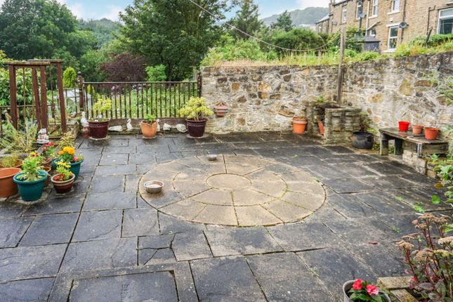 Rear Garden of Netherwood Close, Huddersfield HD2