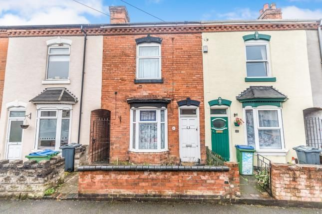 Thumbnail Terraced house for sale in Ethel Street, Smethwick, Birmingham, West Midlands