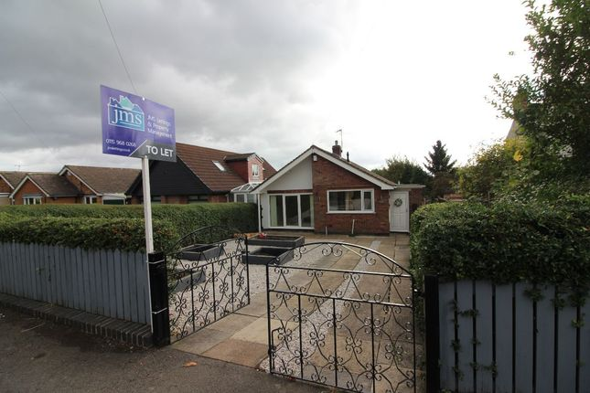 2 bed bungalow to rent in Main Road, Underwood, Nottingham NG16