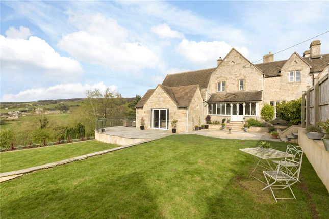 Thumbnail Semi-detached house for sale in The Plain, Whiteshill, Stroud, Gloucestershire