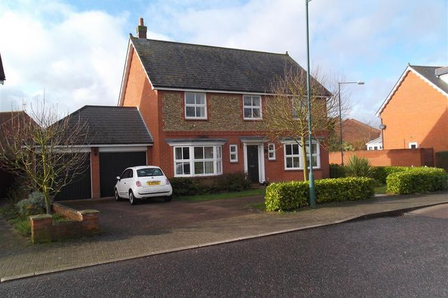 Thumbnail Detached house to rent in Notley Green, Great Notley, Braintree