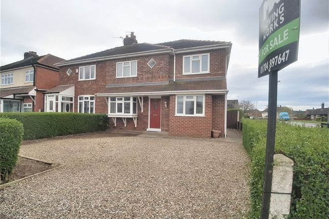 Thumbnail Semi-detached house for sale in Trevor Road, Burscough, Ormskirk