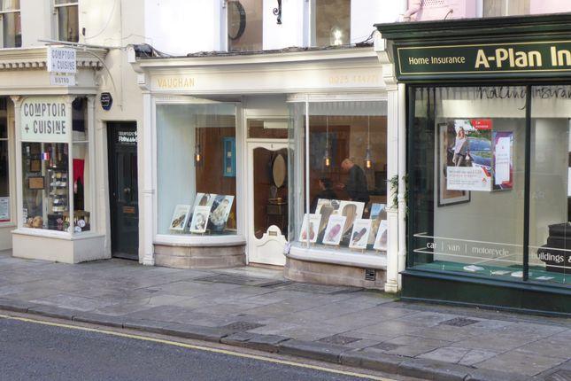 Thumbnail Retail premises to let in George Street, Bath