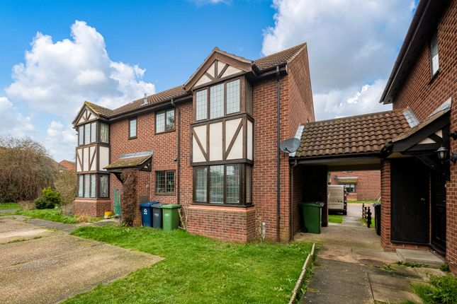 2 bed detached house to rent in Tamar Close, St. Ives, Huntingdon PE27