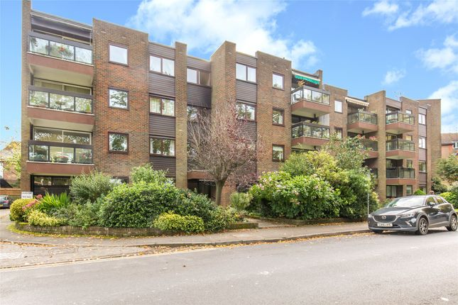 Thumbnail Flat to rent in Oakleigh Court, Church Lane, Oxted, Surrey