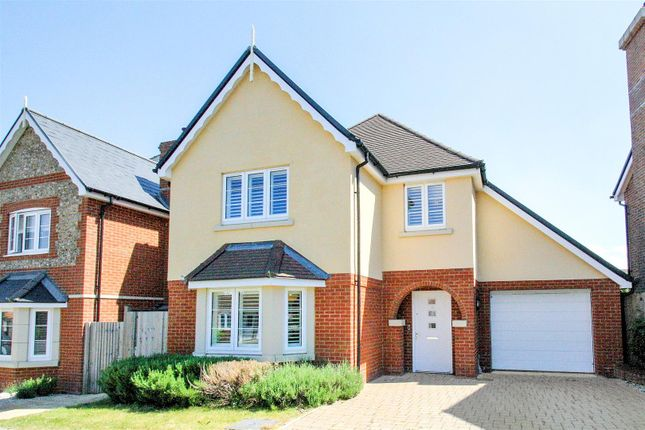 Thumbnail Detached house for sale in Silent Garden Road, Liphook