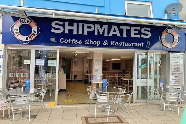 Thumbnail Restaurant/cafe for sale in The Quay, Brixham