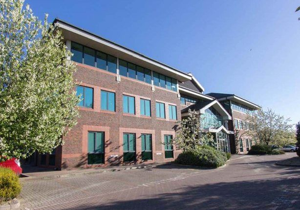 Thumbnail Office for sale in Guilbert House, Greenwich Way, Andover