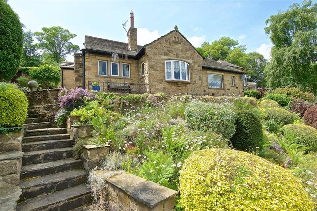 Thumbnail Detached bungalow for sale in Bar House Lane, Keighley