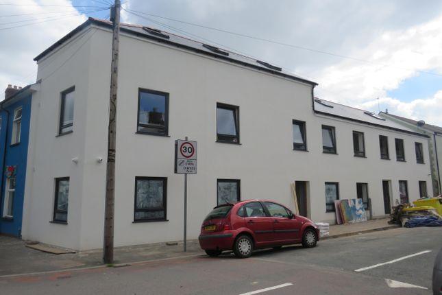 Thumbnail Flat to rent in Harriet Street, Penarth